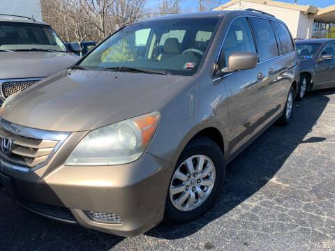 2008 Honda Odyssey for sale at Boardman Auto Mall in Boardman OH