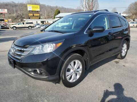 2013 Honda CR-V for sale at MCMANUS AUTO SALES in Knoxville TN