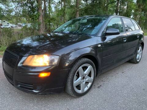 2006 Audi A3 for sale at Next Autogas Auto Sales in Jacksonville FL