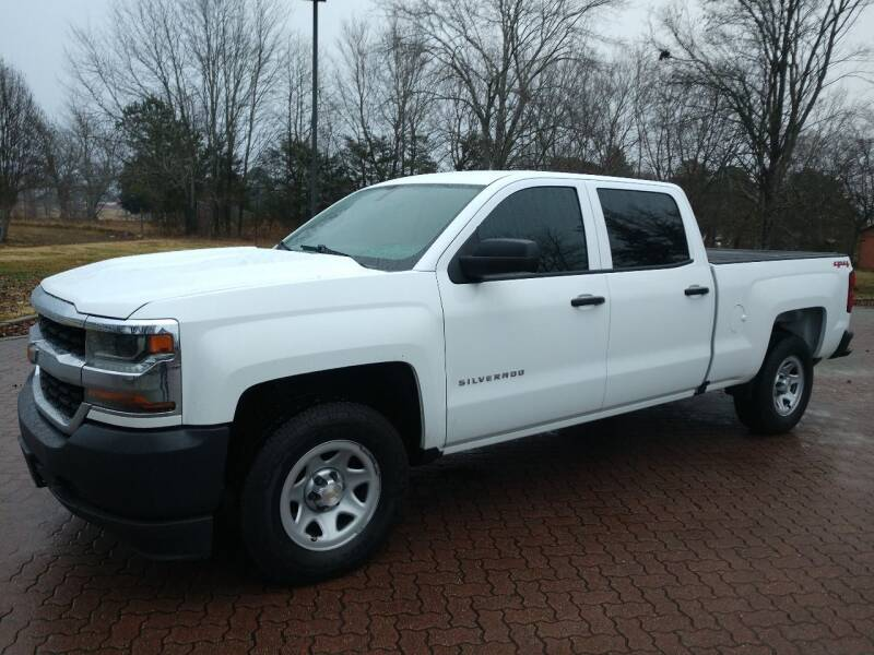 2018 Chevrolet Silverado 1500 for sale at CARS PLUS in Fayetteville TN