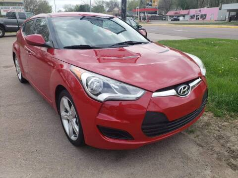 2013 Hyundai Veloster for sale at Gordon Auto Sales LLC in Sioux City IA