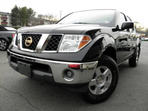 2007 Nissan Frontier for sale at DMV Auto Group in Falls Church VA