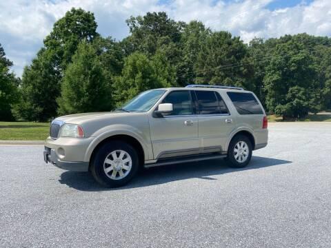 2004 Lincoln Navigator for sale at GTO United Auto Sales LLC in Lawrenceville GA