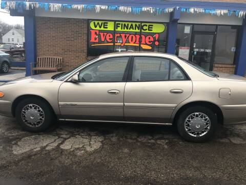 2002 Buick Century for sale at Duke Automotive Group in Cincinnati OH