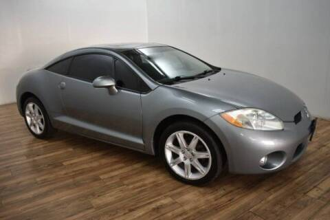 2007 Mitsubishi Eclipse for sale at Paris Motors Inc in Grand Rapids MI