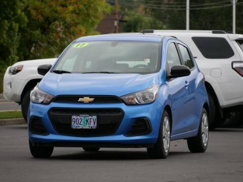 2017 Chevrolet Spark for sale at CLINT NEWELL USED CARS in Roseburg OR