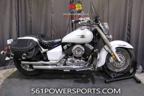 2004 Yamaha V Star 650 for sale at Powersports of Palm Beach in Hollywood FL