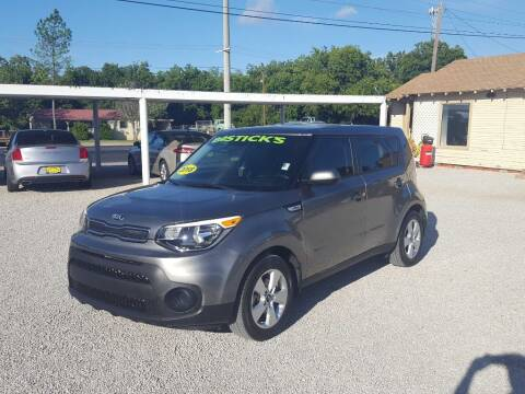 2018 Kia Soul for sale at Bostick's Auto & Truck Sales in Brownwood TX