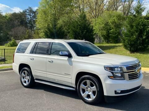 2015 Chevrolet Tahoe for sale at Superior Wholesalers Inc. in Fredericksburg VA