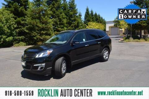 2016 Chevrolet Traverse for sale at Rocklin Auto Center in Rocklin CA