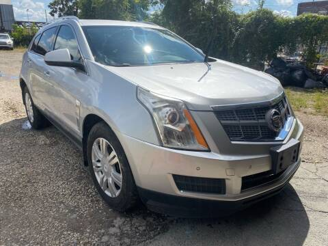 2011 Cadillac SRX for sale at Philadelphia Public Auto Auction in Philadelphia PA