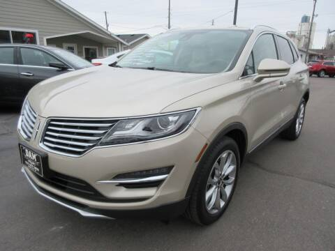 2017 Lincoln MKC for sale at Dam Auto Sales in Sioux City IA