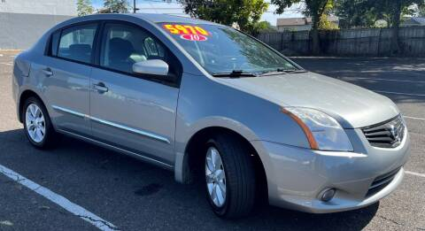 2010 Nissan Sentra for sale at Blvd Auto Center in Philadelphia PA