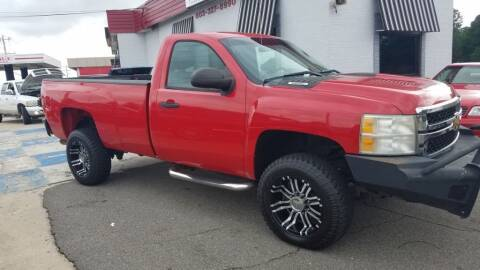 2013 Chevrolet Silverado 2500HD for sale at Auto Pros in Rock Hill SC