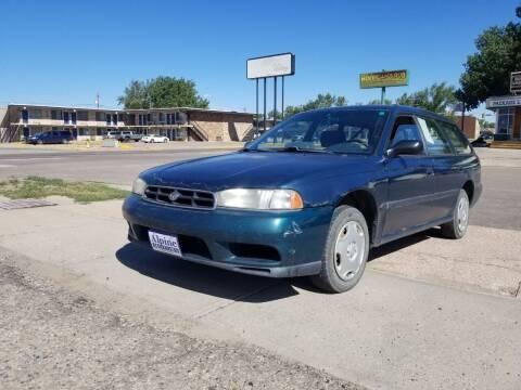 1998 Subaru Legacy for sale at Alpine Motors LLC in Laramie WY