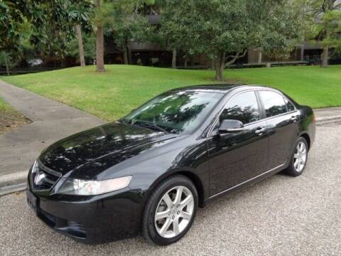2005 Acura TSX for sale at Houston Auto Preowned in Houston TX
