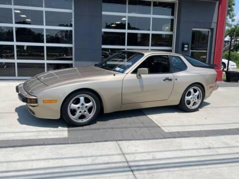 1985 Porsche 944 for sale at Classic Car Deals in Cadillac MI