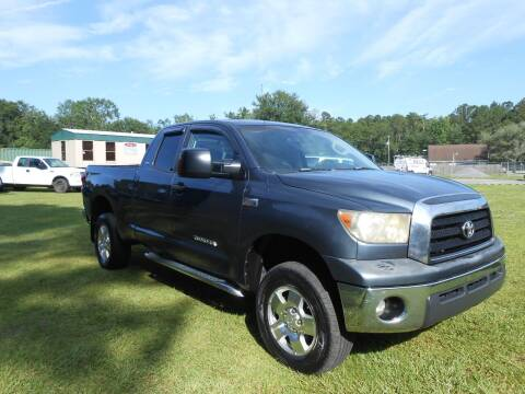 2008 Toyota Tundra for sale at Jeff's Auto Wholesale in Summerville SC