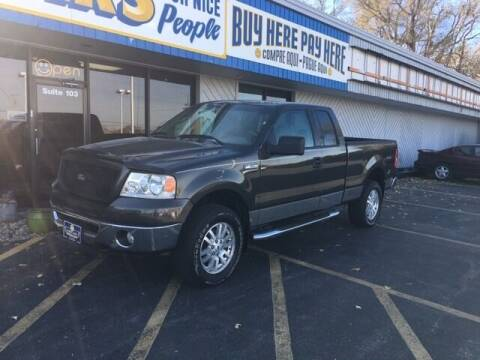 2006 Ford F-150 for sale at Good Cars 4 Nice People in Omaha NE
