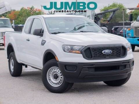 2019 Ford Ranger for sale at Jumbo Auto & Truck Plaza in Hollywood FL