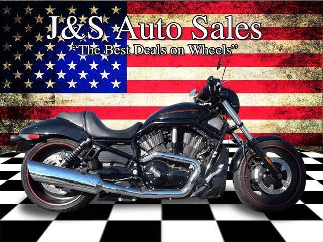 2008 Harley-Davidson VRSCDX for sale at J & S Auto Sales in Clarksville TN