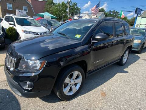 2016 Jeep Compass for sale at White River Auto Sales in New Rochelle NY