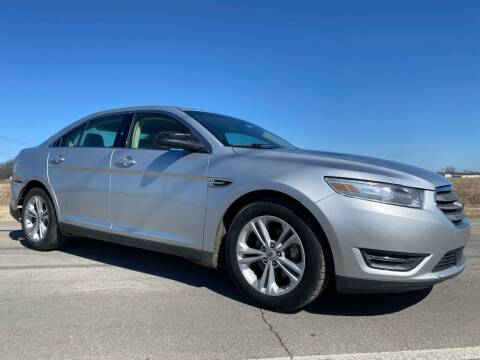 2013 Ford Taurus for sale at ILUVCHEAPCARS.COM in Tulsa OK