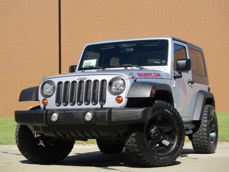 2010 Jeep Wrangler for sale at Autohaus in Royal Oak MI