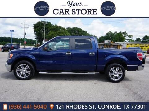 2009 Ford F-150 for sale at Your Car Store in Conroe TX
