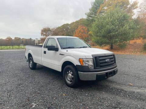 2012 Ford F-150 for sale at Fournier Auto and Truck Sales in Rehoboth MA