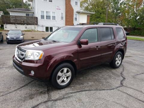 2011 Honda Pilot for sale at Indiana Auto Sales Inc in Bloomington IN