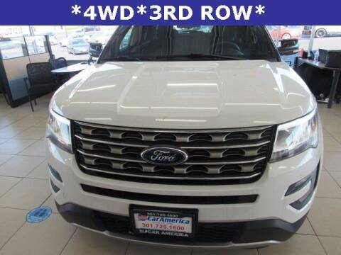 2017 Ford Explorer for sale at Ron's Automotive in Manchester MD