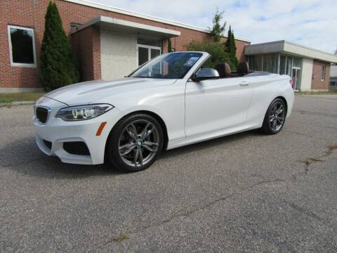 2016 BMW 2 Series for sale at Kar Kraft in Gilford NH