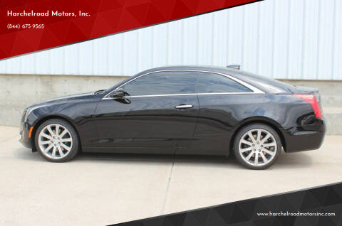 2017 Cadillac ATS for sale at Harchelroad Motors, Inc. in Imperial NE