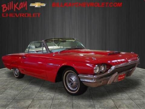 1964 Ford Thunderbird for sale at Bill Kay Corvette's and Classic's in Downers Grove IL