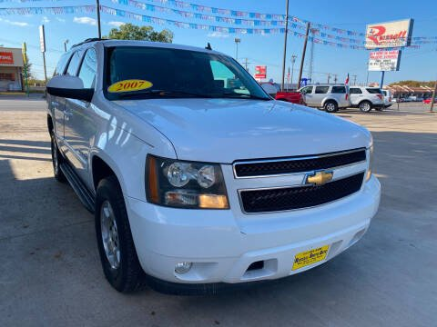 2007 Chevrolet Tahoe for sale at Russell Smith Auto in Fort Worth TX