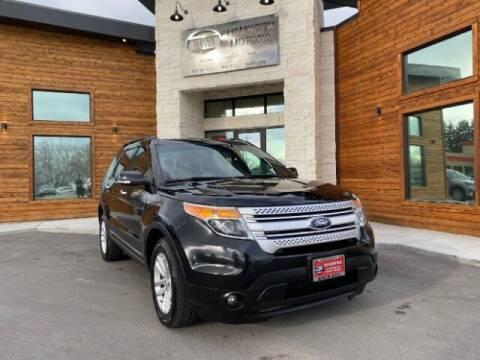 2015 Ford Explorer for sale at Hamilton Motors in Lehi UT