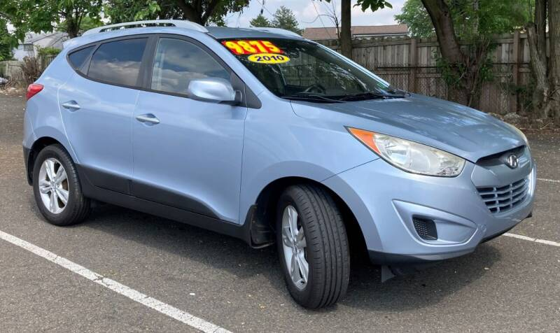 2010 Hyundai Tucson for sale at Blvd Auto Center in Philadelphia PA
