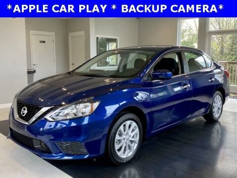 2019 Nissan Sentra for sale at Ron's Automotive in Manchester MD