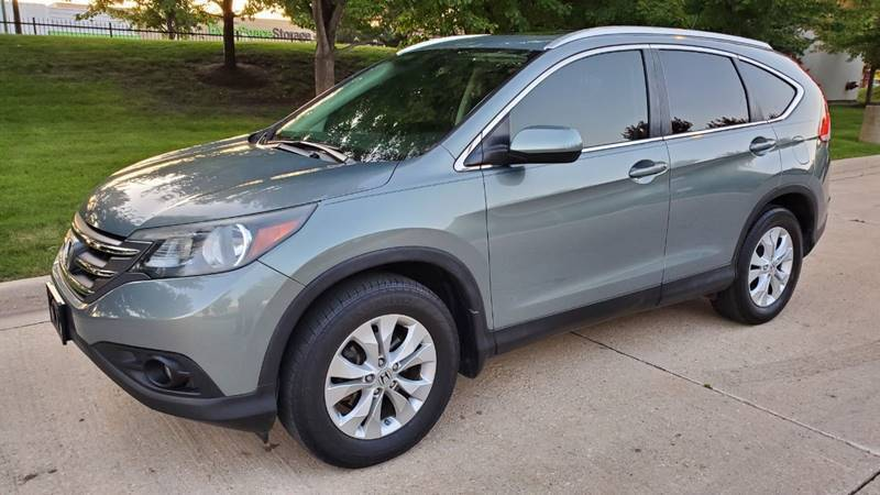 2012 Honda CR-V for sale at Western Star Auto Sales in Chicago IL