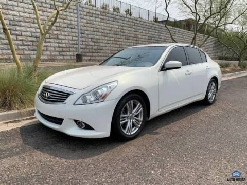 2013 Infiniti G37 Sedan for sale at MyAutoJack.com @ Auto House in Tempe AZ