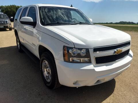 2011 Chevrolet Tahoe for sale at RDJ Auto Sales in Kerkhoven MN