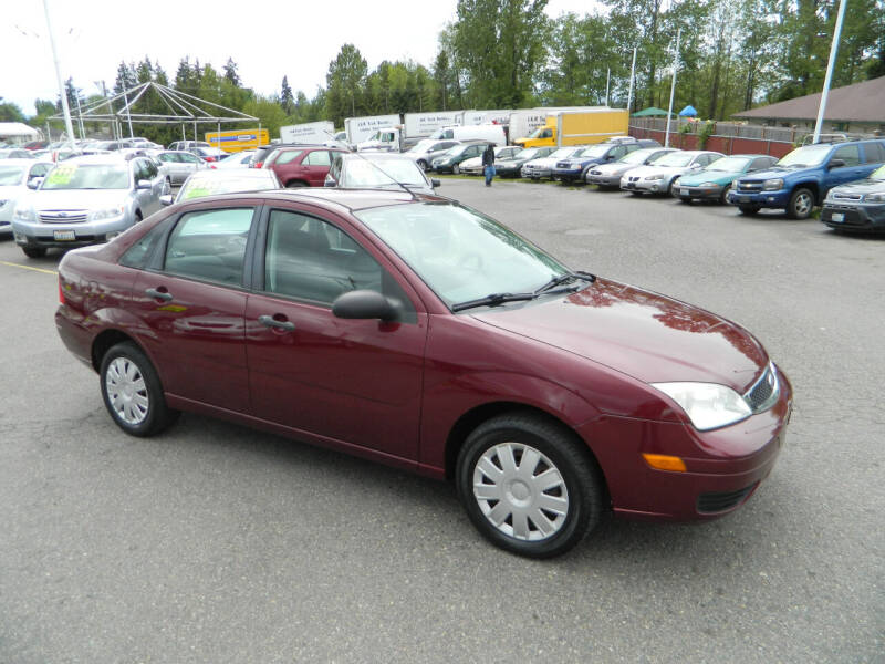 2007 Ford Focus for sale at J & R Motorsports in Lynnwood WA