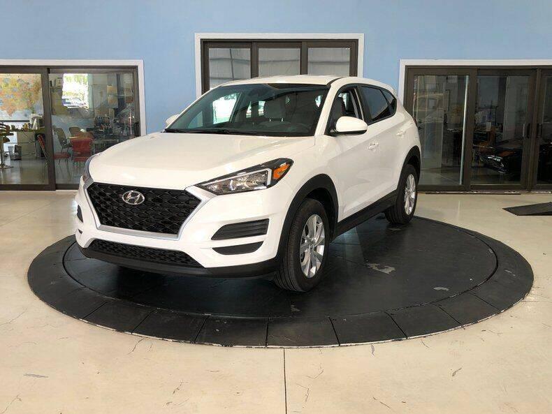 2020 Hyundai Tucson for sale in Palmetto, FL