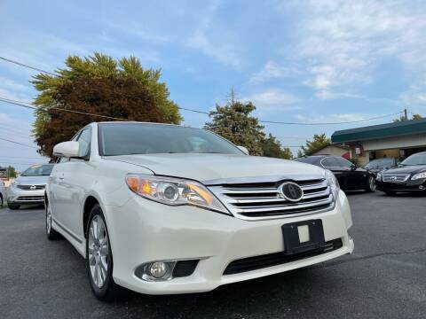 2011 Toyota Avalon for sale at Brownsburg Imports LLC in Indianapolis IN