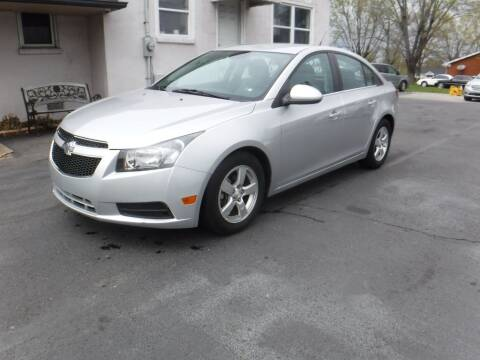 2014 Chevrolet Cruze for sale at Rob Co Automotive LLC in Springfield TN