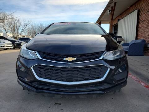 2016 Chevrolet Cruze for sale at Star Autogroup, LLC in Grand Prairie TX