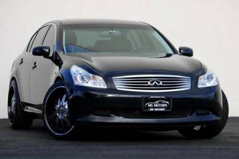 2008 Infiniti G35 for sale at MS Motors in Portland OR