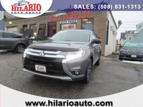 2017 Mitsubishi Outlander for sale at Hilario's Auto Sales in Worcester MA