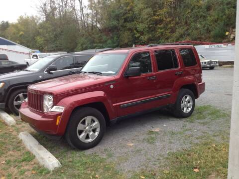 2011 Jeep Liberty for sale at GIB'S AUTO SALES in Tahlequah OK